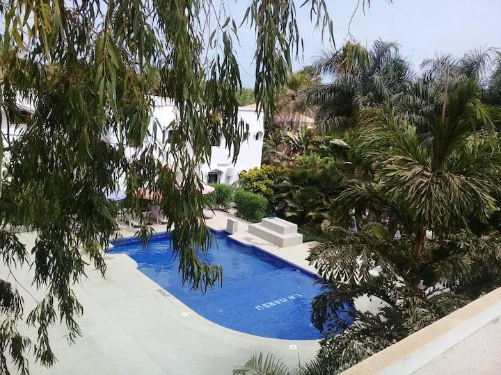 Résidence hôtel la MARSU