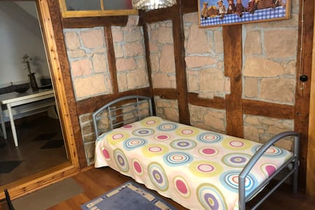 Bavaria 40m² Natural air condition house from 1565