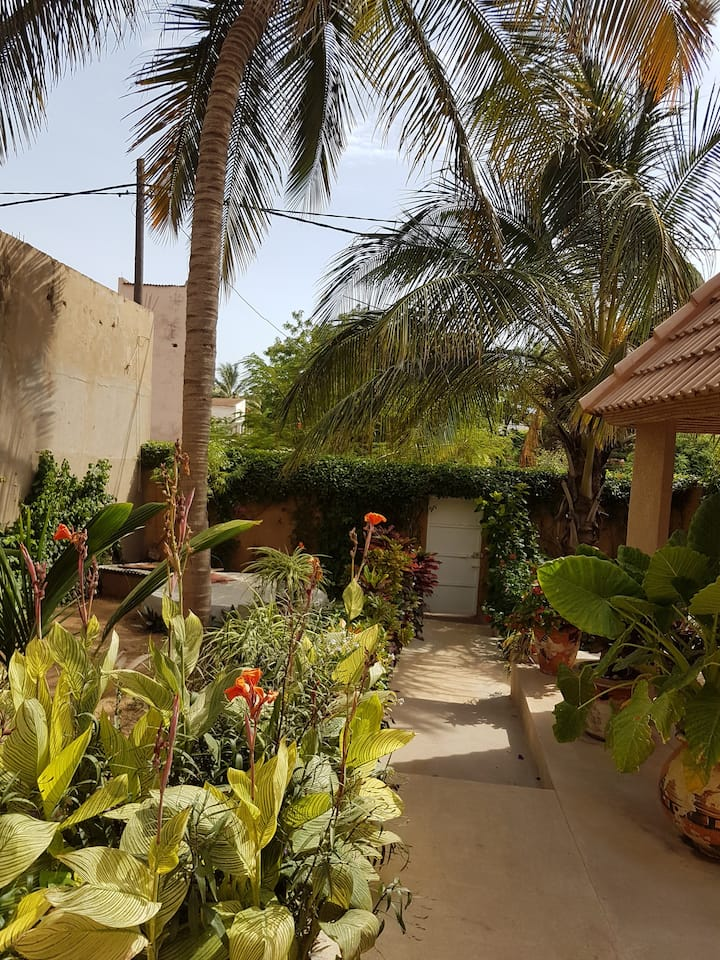 maison à louer à Saly ( Sénégal)