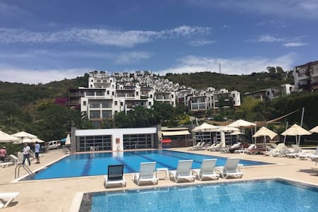 Charming Apartment With The Best View - Milas