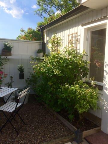 Gårdshus i Västervik