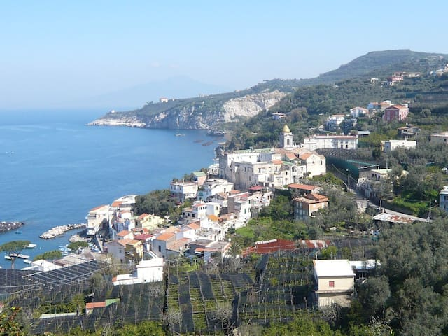 Appartamento Isola d'Elba VISTA MARE - Marciana Marina - Appartement