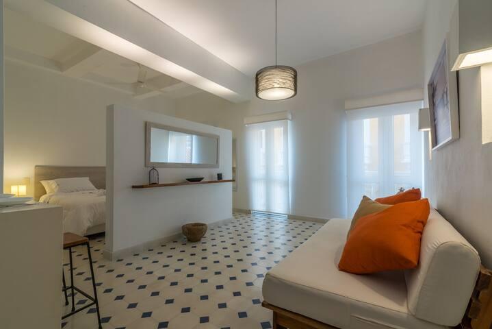 Luxury Studio in the Old City #3 - Cartagena - Apartment