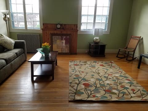 "The ""Short Term"" furn 2 Bedroom Downtown Hornell"