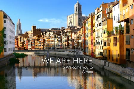 Double bedroom in the ❤ of  Girona - Girona - Apartamento