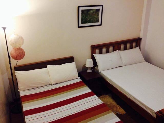 Room good for 4pax w/ parking - Baguio - Huis