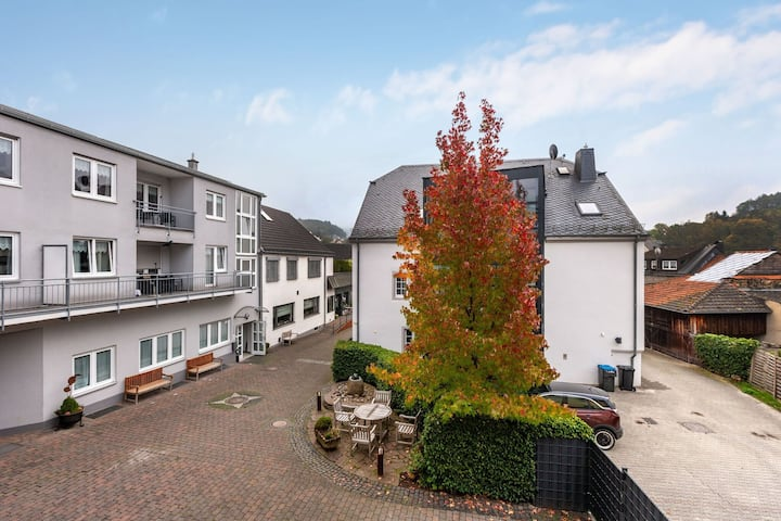 Plush Apartment in Bollendorf with Sauna near Luxembourg
