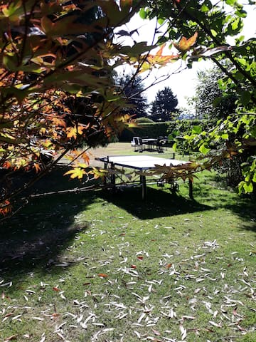 Cottage Normand avec jardin pour séjour zen
