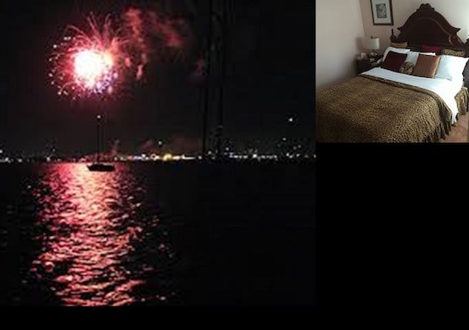 Fireworks Cruise & Restful Suite - Clear Lake Shores