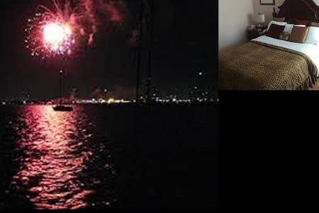 Fireworks Cruise & Restful Suite - Clear Lake Shores - Sorház