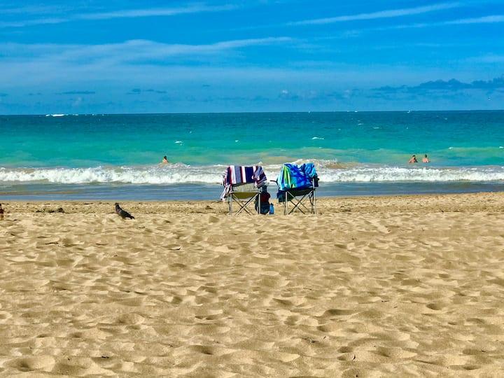 OCEAN SIDE BEACH HOUSE SAN JUAN