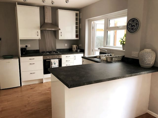 Family friendly home in a quiet Bristol suburb