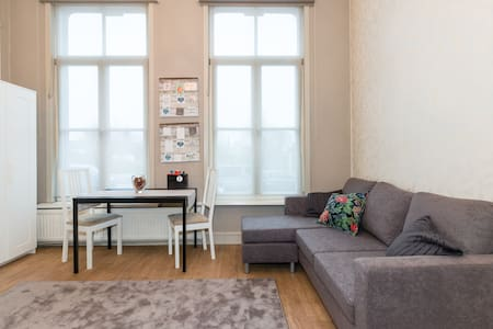 Beautiful private studio & garden - Ghent