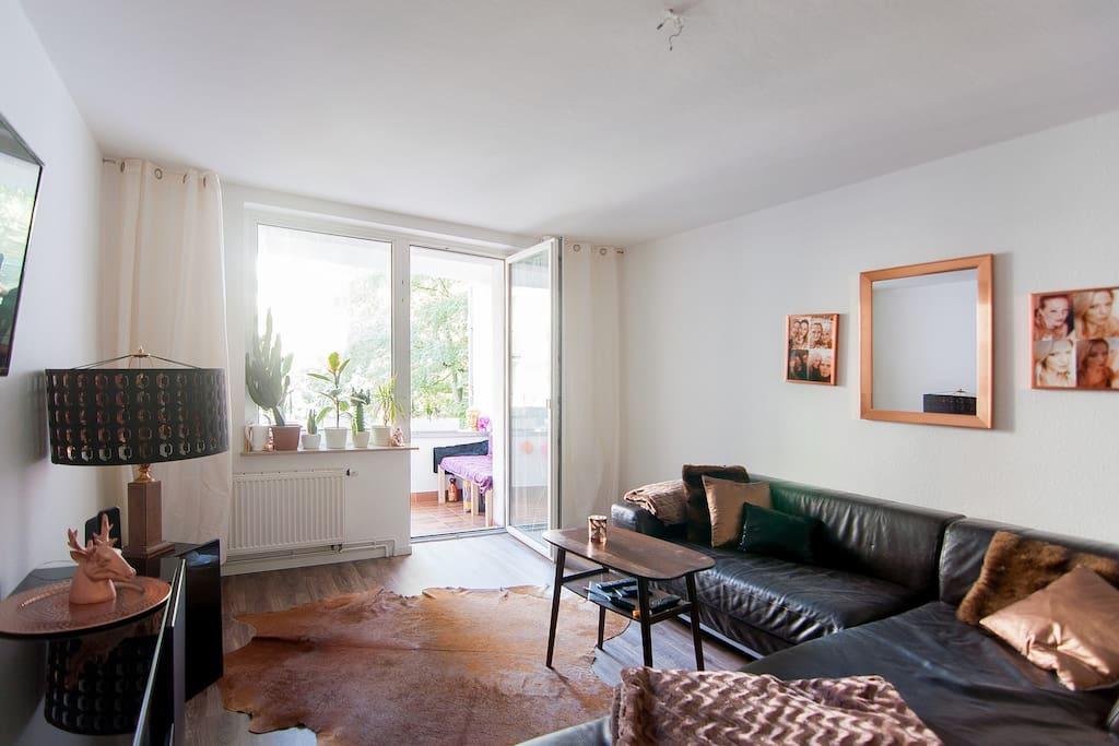 super schicke wohnung in der s dstadt wohnungen zur. Black Bedroom Furniture Sets. Home Design Ideas