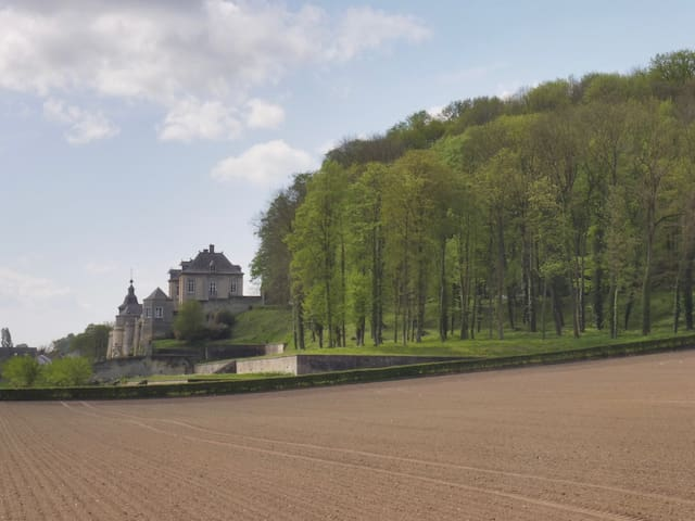 Chateau Neercanne ( 12 minutes by car)