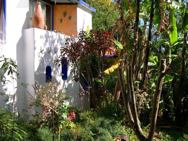 Casa de Claudia y Paco