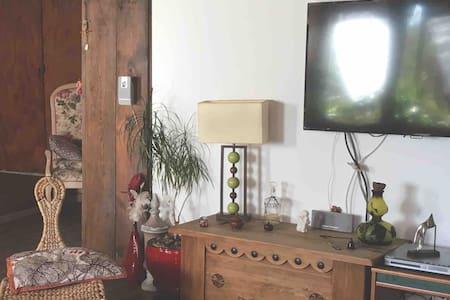 Chambre Chez l habitant dans maison de campagne