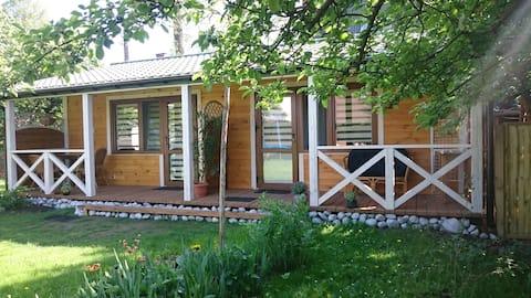 Apartament Różany&sauna