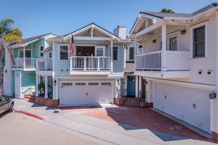 Entire ocean-view Avila Beach home! - Avila Beach - Casa