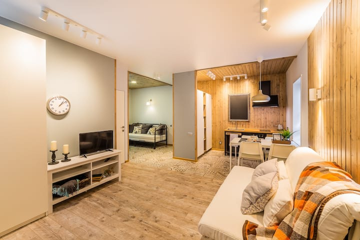 Solov'inaya Apartments