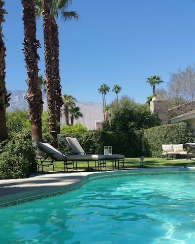 Xanadu is our Palm Springs Oasis.