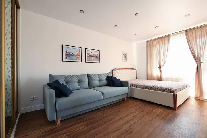 Квартира в самом сердце города