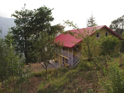 The Batari House, Stay in the Himalayan village