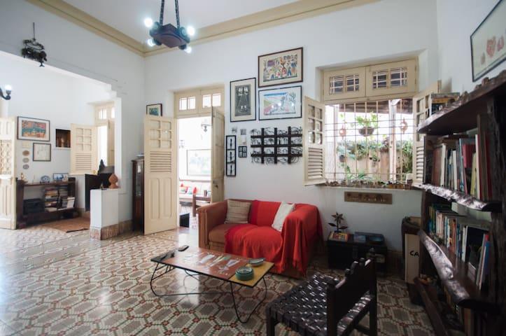 Elsa's house museum near everything  - Caribé room
