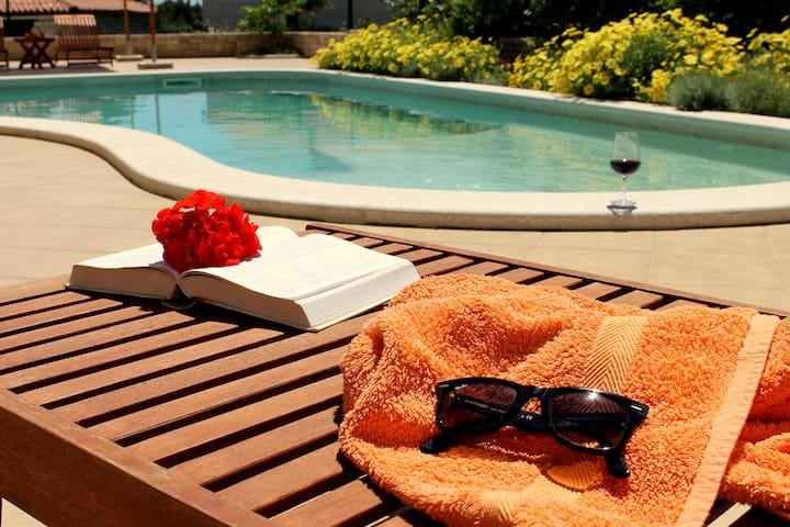 Villa Salu' - App. Novak (4) - Premantura - Dormitorio para invitados