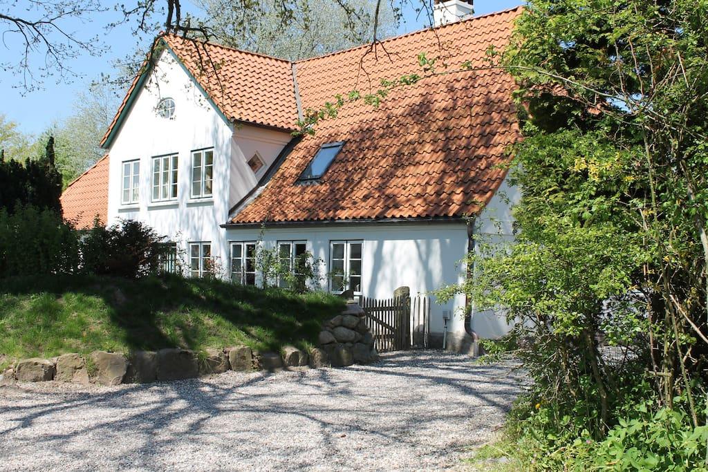 gro es landhaus mit sauna 800 m von der ostsee h user. Black Bedroom Furniture Sets. Home Design Ideas