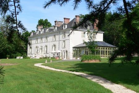 Château Hôtel de La Rozelle **** - Cellettes