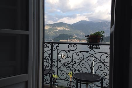 Lake Como apt with stunning view over Bellagio - Griante