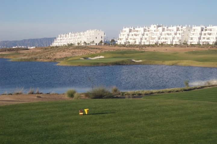 3 Bed apartment on a Golfing Paradise