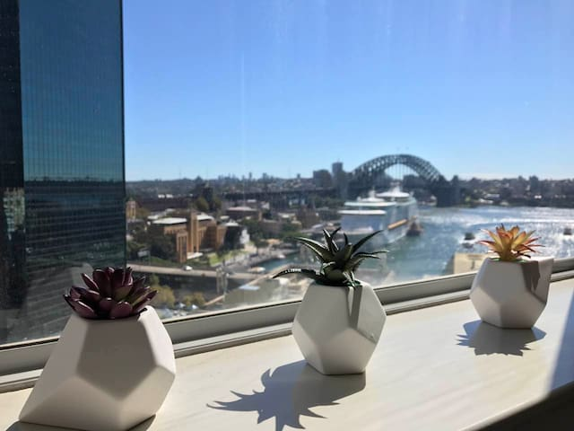 Sydney Home with Circular Quay View - Sydney - Appartement