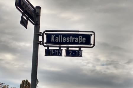 gemütliches zimmer in Rödelheim nahe Messe - Frankfurt am Main