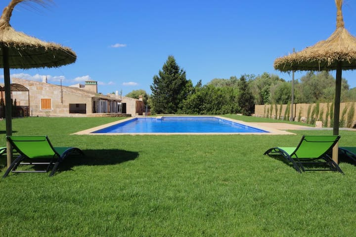 Apartament with Pool - Es Trenc - Finca Can Angel V