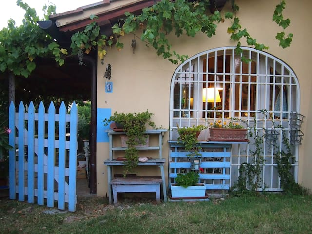 Cosy house,olive trees,2 steps away from Florence - Pozzolatico - Rumah