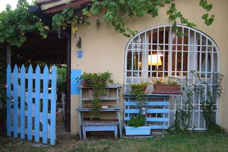 Cosy house,olive trees,2 steps away from Florence - Pozzolatico - Haus