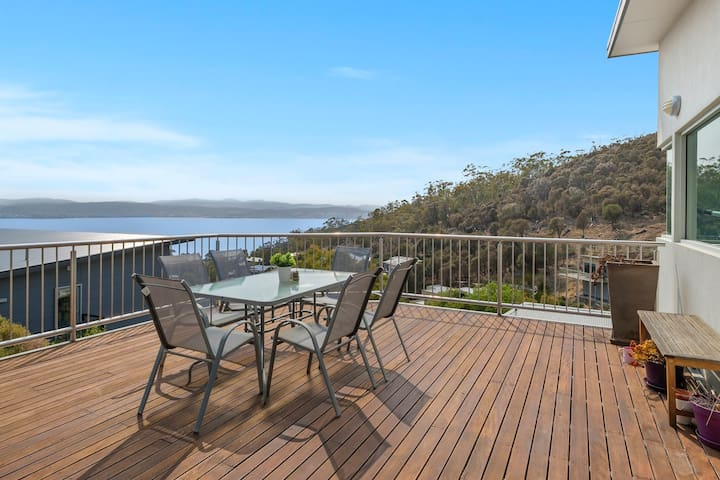 Stunning Water Views In Central Sandy Bay