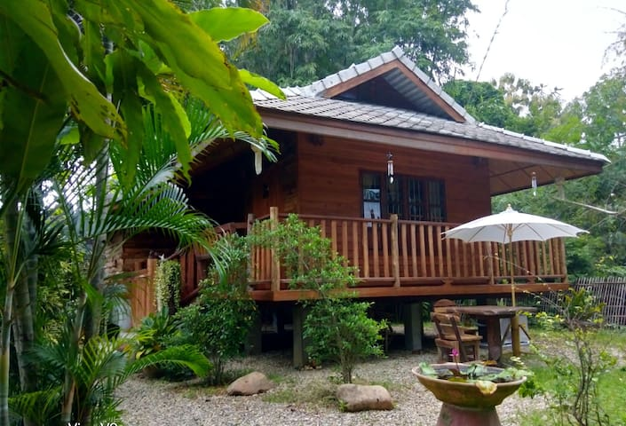 Tall Bamboo Teakwood Guest House