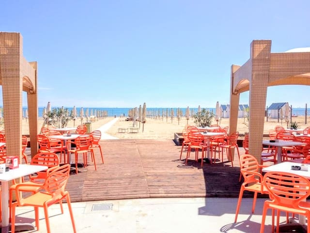 YR10B2 Affordable Nice Studio for 2 in Marina - Lignano Sabbiadoro - Appartement