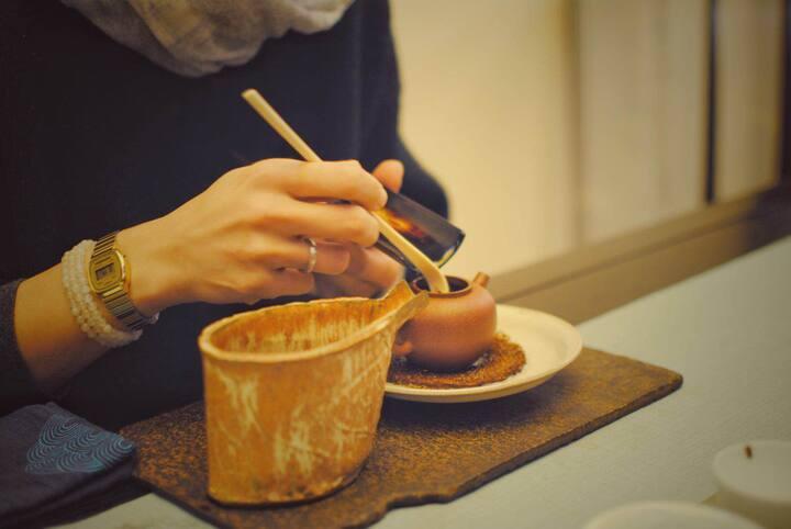 Tea as a Ritual