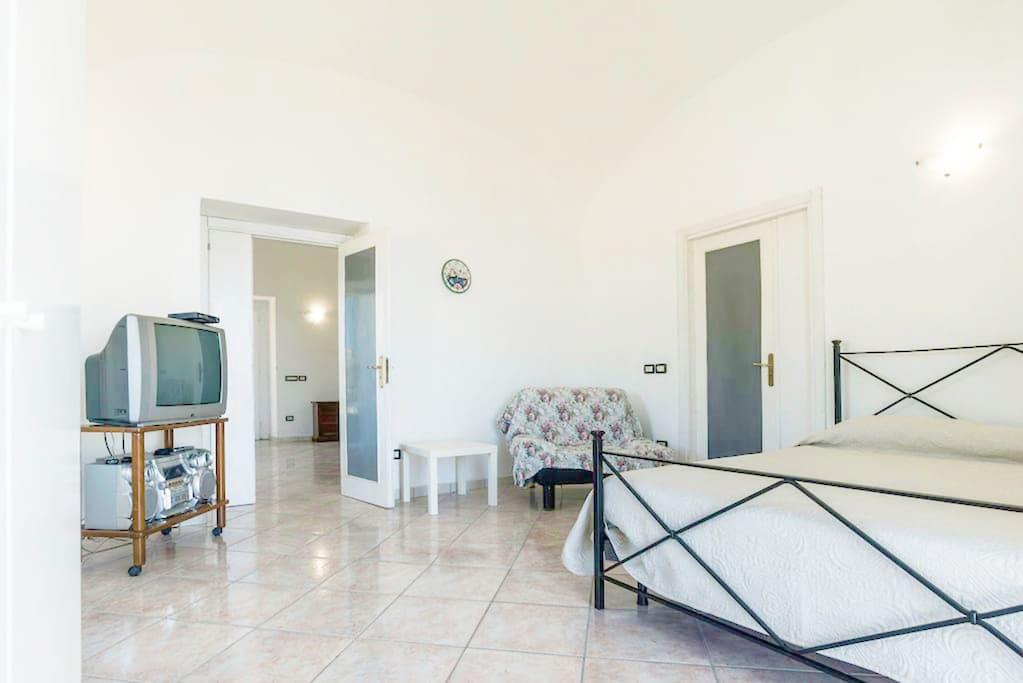 Casa vacanze la panoramica case in affitto a barano d for Casa vacanza ischia