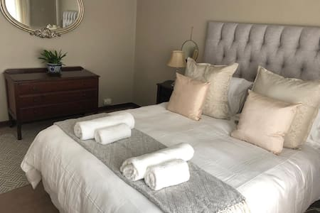 Upmarket Guest Suite-Secluded,Safe & Comfortable.