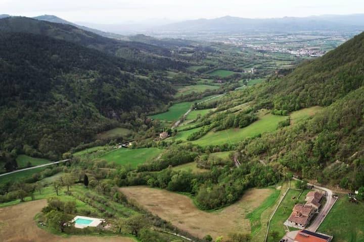 App. La Cantina /  Agriturismo Bio Il Castiglione