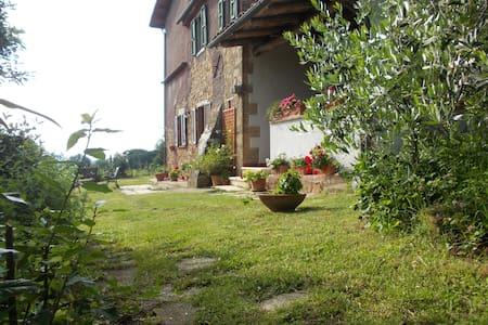 Emilio's La Busattina farm - San Martino sul Fiora