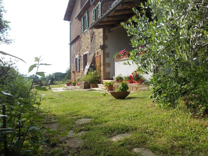 Emilio's La Busattina farm