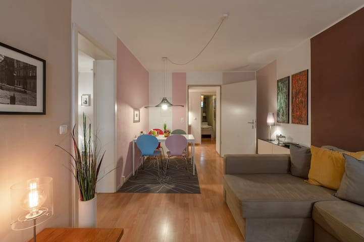 Comfy Living Berlin City, Rosenthaler Platz! Wifi