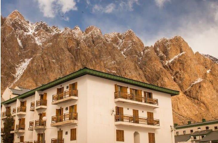 Ayelén Hotel de Montaña, a 9km de Parque Aconcagua