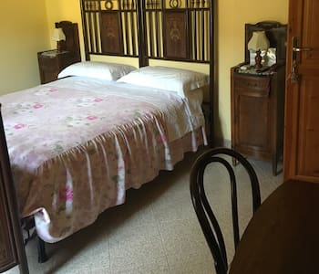 Stanza privata in villa nel Cilento - Pianella
